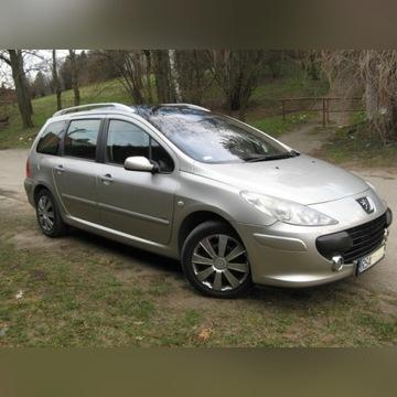 Samochód Peugeot 307SW 2.0HDI 136kM