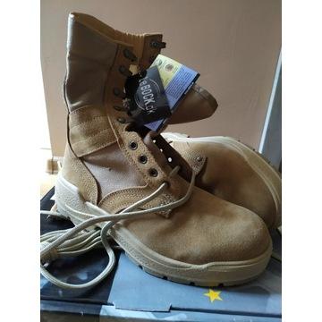 Buty wojskowe pustynne r.38