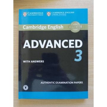 Cambridge English Advanced 3 with answers