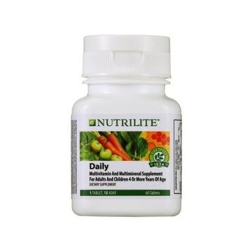 AMWAY  NUTRILITE  Daily 60 tab MULTIWITAMINY