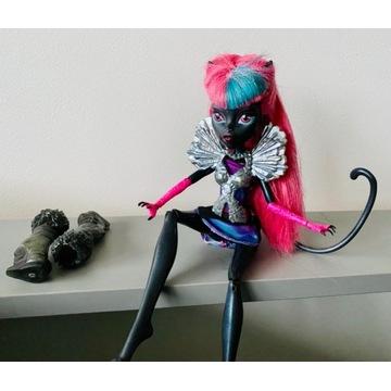 UNIKAT lalka Catty Noir Monster High Polecam