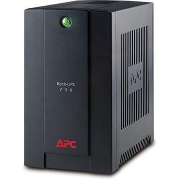 APC Back-UPS 700 VA, 230 V, AVR, gniazda IEC