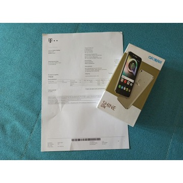 Smartfon ALCATEL SHINE LTE 5080X stan bdb