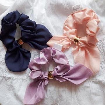 Gumki scrunchies