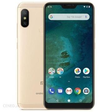 Xiaomi Mi A2 Lite 4/64 Gb złoty