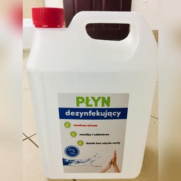 Płyn,preparat odkażający-5 litrów
