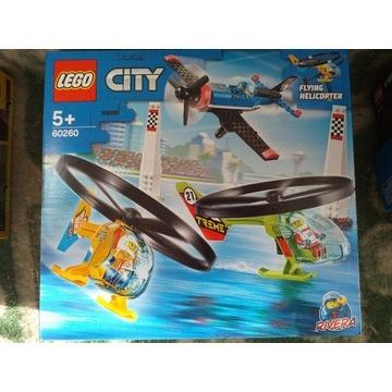 Klocki LEGO CITY Powietrzny wyścig 60260