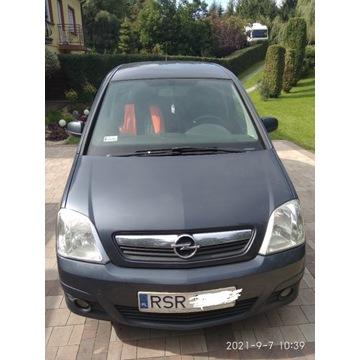Opel Meriva I (2002-2010)