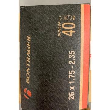 DĘTKA BONTRAGER STD 26X1,75-2,35 DV40 NOWA