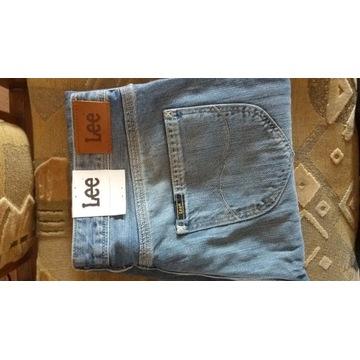 Spodnie damskie LEE L361 DETM W25 L33 NOWE!!!