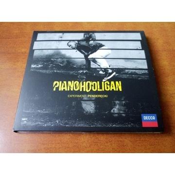 Pianohooligan Experiment: Penderecki CD Decca