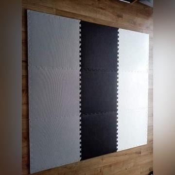 Duża mata piankowa puzzle-180x180