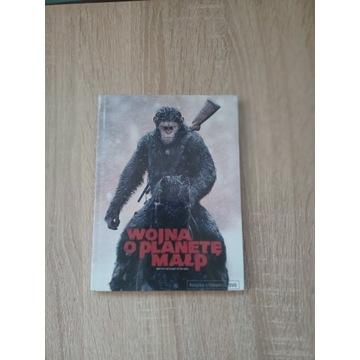 Kronika Wojna o planetę małp DVD