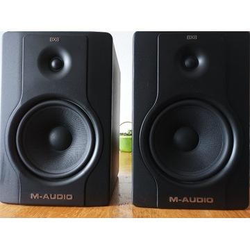 M-Audio BX 8 D2 aktywne monitory studyjne