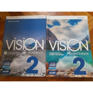 VISION 2. Student's book.