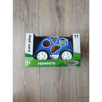 Zabawka dla dziecka SAMOCHÓD Z KLOCKAMI JAMARA