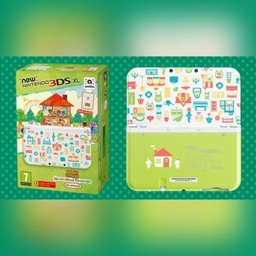 NEW 3DS XL N3DSXL Nintendo Animal Crossing ACNL