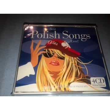 THE BEST POLISH SONGS EVER! 4CD