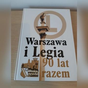 Warszawa i Legia 90 lat razem - album