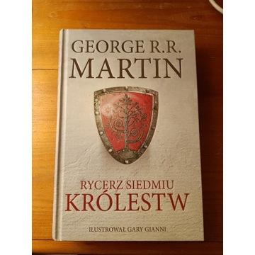 Rycerz Siedmiu Królestw-George R.R.Martin