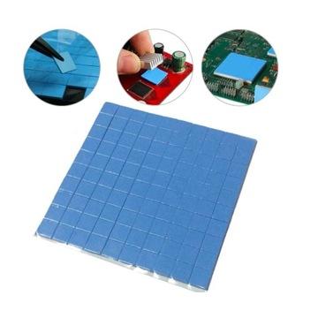 Termopad - Silikon Termoprzewodzący 10cmx10cmx1mm