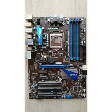 Płyta główna MSI P67A-C45 (B3) LGA 1155