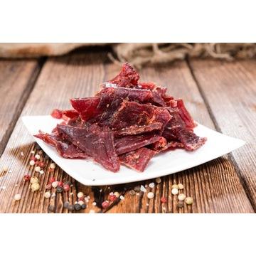 Beef Jerky Suszona Wołowina