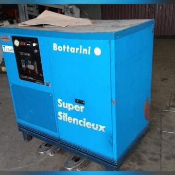 Kompresor śrubowy firmy BOTTARINI.