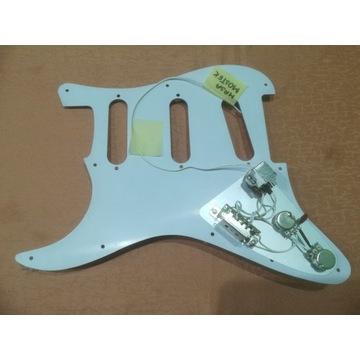 Pickguard  Stratocaster 7 - way switch