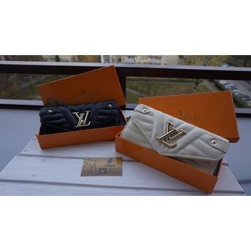 Portfel Louis Vuitton w firmowym pudełku