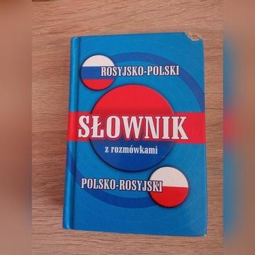 Słownik z rozmówkami pol-ros, ros-pol