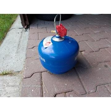 Butla gazowa turystyczna 2kg pełna