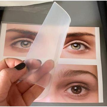 Skórki PMU do pigmentacji powiek