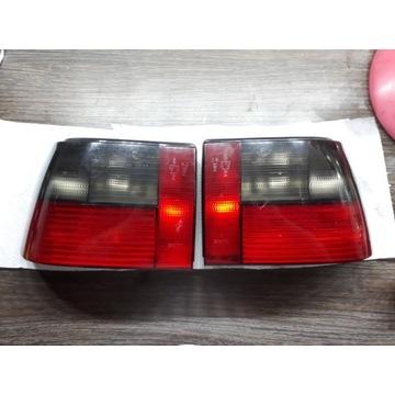 Seat Ibiza 2 (1999) - klosze lampy tył