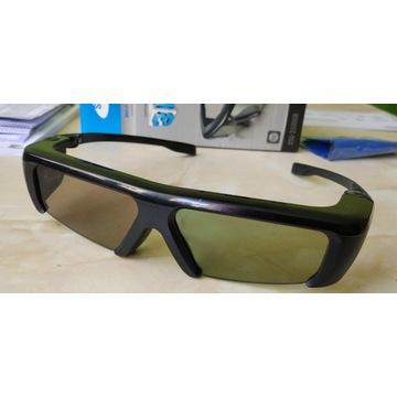 Okulary 3D Samsung SSG-3100GB aktywne