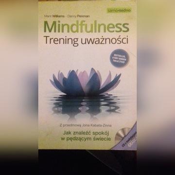 Mindfulness Trening uważności książka (bez płyty)