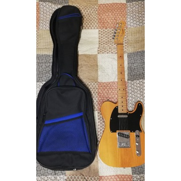 Squire Telecaster Affinity butterscotch 2012r.