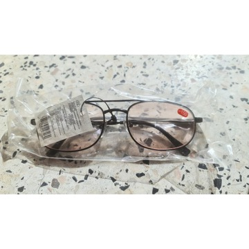 Okulary korekcyjne fotochromy -1,5 minus