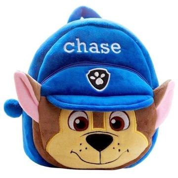 Plecak Psi Patrol Chase NOWY
