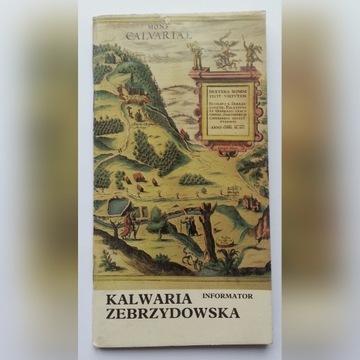 Kalwaria Zebrzydowska zabytki sakralne informator