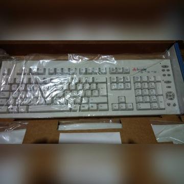 RETRO fabrycznie NOWA klawiatura PS/2 PS2