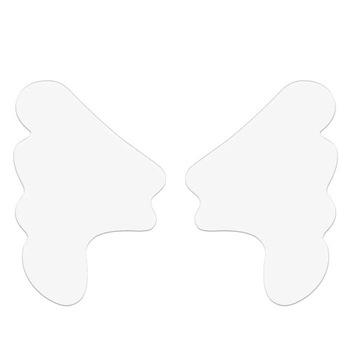 Maska wygładzająca zmarszczki płatki silikonowe