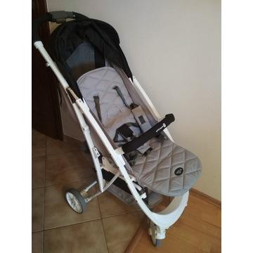 Euro Cart Volt Pro, lekki wózek spacerowy do 22 kg