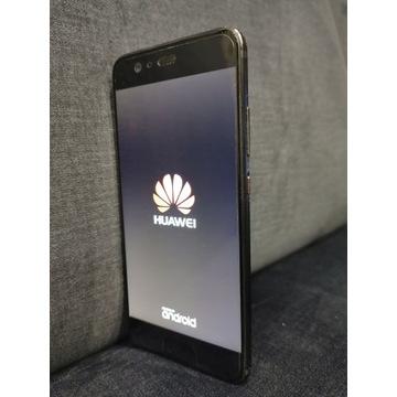 Huawei P10 + szkło + case
