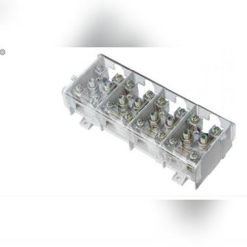 Kostka listwa laczeniowa zaciskowa 16 35 95 mm2