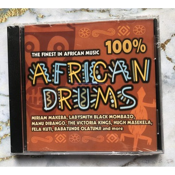 African Drums - the finest in african music