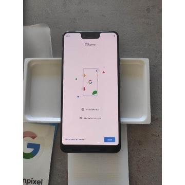 Google Pixel 3 XL CZARNY |  64GB  | 4GB RAM | LTE