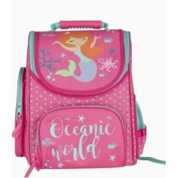 Plecak Dziewczęcy Szkolny z Wyposażeniem Oceanic