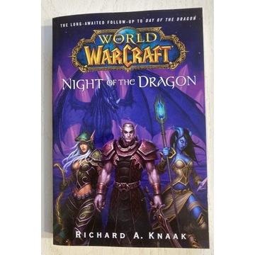 Warcraft Noc Smoka Richard A. Knaak
