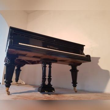 Fortepian Ed Westermayer - stan bdb - po renowacji